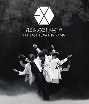 EXO FROM. EXOPLANET��1 - THE LOST PLANET IN JAPAN �i�u���[���C�ʏ�Ձj�̎ʐ^