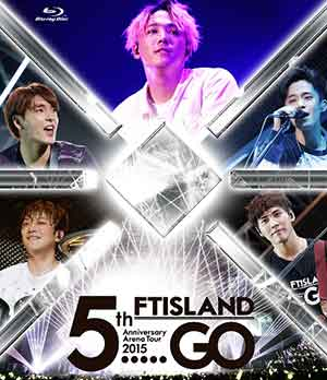 5th Anniversary Arena Tour 2015 �g5.....GO�h�@�i�u���[���C�j�̎ʐ^