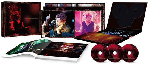 2015 XIA 4th ASIA TOUR CONCERT DVD