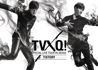 TVXQ! SPECIAL LIVE TOUR �gT1ST0RY�h IN SEOUL DVD�̎ʐ^
