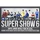 SUPER JUNIOR�^SUPER SHOW 6 �̎ʐ^