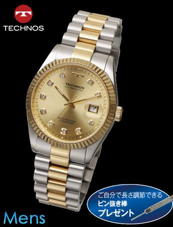 TECHNOS(テクノス)ラウンドデイト(コンビxシャンパン)(23-0580) e通販.com