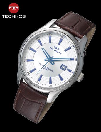 TECHNOS(テクノス)ユーロマスター(シルバー)(23-0616)[メンズ] e通販.com