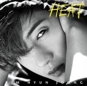 キム・ヒョンジュン/HEAT(初回限定盤A)CD+DVD e通販.com
