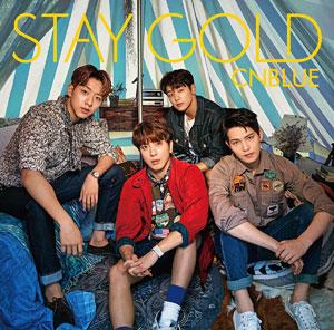 CNBLUE/STAY GOLD (初回限定盤B)DVD付き e通販.com