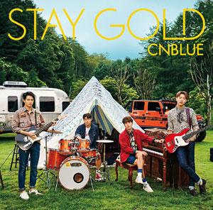 CNBLUE/STAY GOLD (通常盤) e通販.com