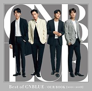 CNBLUE/Best of CNBLUE / OUR BOOK [2011-2018] (初回限定盤) e通販.com