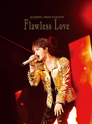 ジェジュン/JAEJOONG ARENA TOUR 2019〜Flawless Love〜