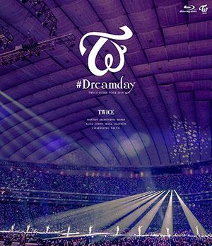 """TWICE/TWICE DOME TOUR 2019 """"#Dreamday"""" in TOKYO DOME ブルーレイ (通常盤) e通販.com"""