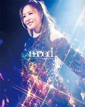 BoA LIVE TOUR 2019 -#mood- ブルーレイ e通販.com
