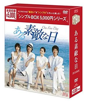 ある素敵な日 シンプルDVD-BOX e通販.com