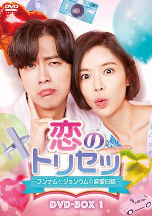 恋のトリセツ~フンナムとジョンウムの恋愛日誌~ DVD-BOX1 e通販.com