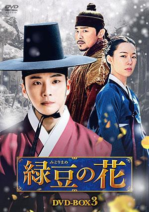 緑豆の花 DVD-BOX3 e通販.com