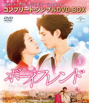 ボーイフレンド BOX1 <コンプリート・シンプルDVD‐BOX5000円シリーズ>【期間限定生産】 e通販.com