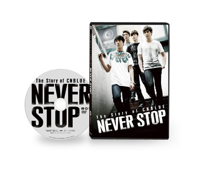 The Story of CNBLUE/NEVER STOP(DVD通常版) e通販.com
