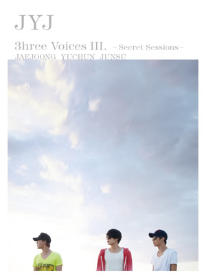 JYJ 3hree Voices 3 -Secret Session- e通販.com