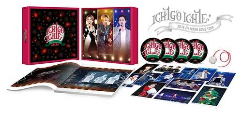【数量限定・送料含】ICHIGO ICHIE ~2014 JYJ  JAPAN DOME TOUR~(日本国内盤) e通販.com