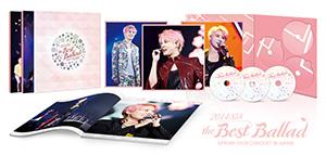 2014 XIA the Best Ballad ~SPRING TOUR CONCERT IN JAPAN~ e通販.com