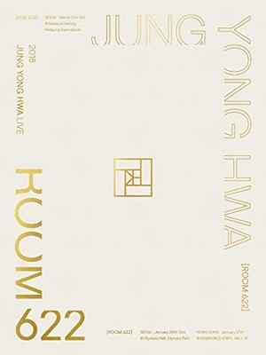ジョン・ヨンファ(from CNBLUE)2018 JUNG YONG HWA LIVE [ROOM 622]