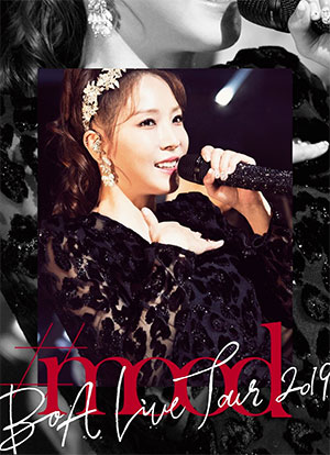 BoA LIVE TOUR 2019 -#mood- DVD e通販.com