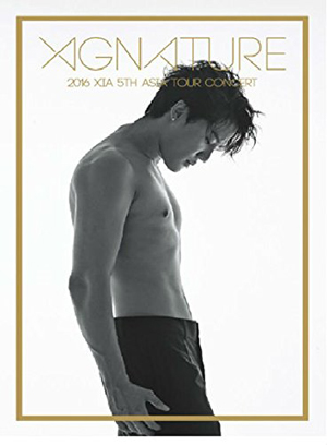 XIGNATURE 2016 XIA 5TH ASIA TOUR CONCERT